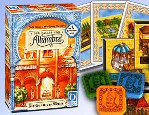 Der Palast Von Alhambra