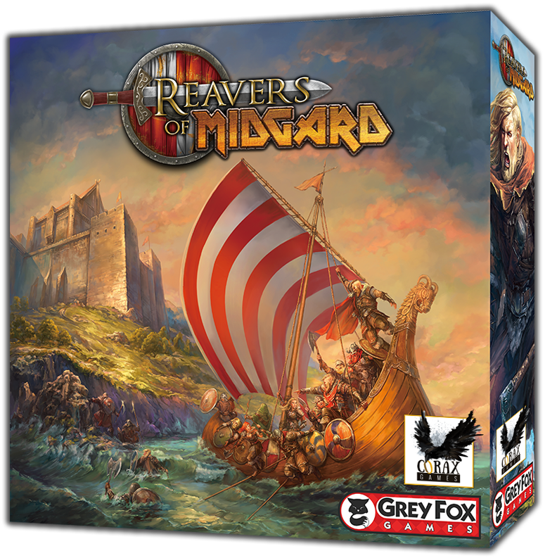 [Reavers of Midgard]