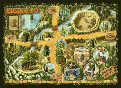 Sherwoodforest Game