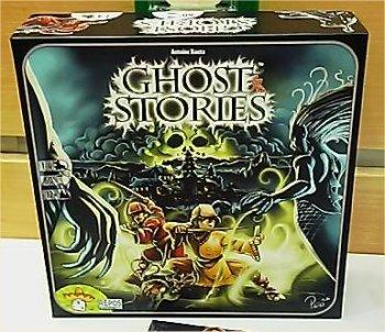 Kulkmann´s Gamebox - Ghost Stories